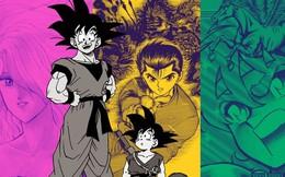 Đây là 50 manga hay nhất của Shonen Jump xuất hiện cùng với Dragon Ball trong những năm 90