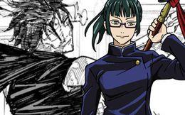 """Jujutsu Kaisen chap 150 sẽ chứng kiến màn """"đồ sát"""" tộc Zenin của Maki để trả thù cho đứa em của mình?"""