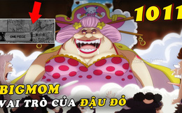 Soi những chi tiết thú vị trong One Piece chap 1011: Big Mom – đứa trẻ to xác trong thân hình người lớn (P.2)