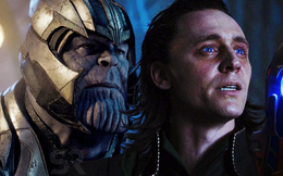 """Thanos sẽ chỉ là """"tuổi tôm"""" so với siêu phản diện Marvel mà Loki có thể giới thiệu"""