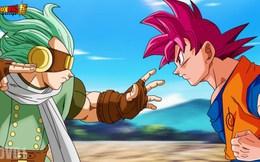 """Spoil Dragon Ball Super chap 73: Bảy trang bản thảo cho thấy Granola đang """"bón hành"""" cực mạnh cho Goku"""