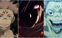 Top 10 khoảnh khắc mà Sukuna ấn tượng với nhân vật khác trong anime Jujutsu Kaisen