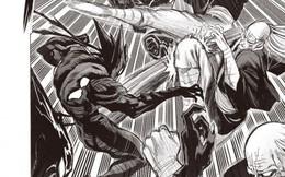 Quái vật Garou đã hạ lão Bomb trong một nốt nhạc ở tập mới nhất của One Punch Man