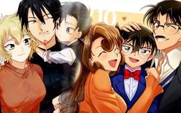 """Điểm qua những """"Sugar Mommy"""" xinh đẹp và quyền lực trong Conan, mẹ Shinichi xứng đáng """"bà mẹ của năm"""""""