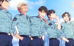 """Conan: Điểm nhanh 5 anh chàng đa tài thuộc """"Hội bạn thân ở Học viện Cảnh sát"""", đáng tiếc chỉ 1 người còn sống"""