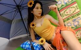Mina Young gia nhập trào lưu cosplay Tiệc Bể Bơi của Tốc Chiến, fan được dịp mắt tròn mắt dẹt vì body nóng bỏng