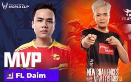 Một người Việt lọt top 5 tuyển thủ có chỉ số sát thương lớn nhất vòng bảng AWC 2021, cái tên gây bất ngờ!