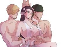 """Thích thú với loạt meme Aphrodite """"nâng ngực"""" trong anime Record Of Ragnarok, càng ngắm càng mát vào ngày hè"""