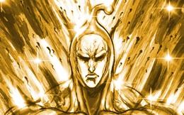 One Punch Man: Ngắm Tinh Trùng Vàng cơ bắp cuồn cuộn đi kèm cái bản mặt câng câng mà chỉ muốn cà khịa