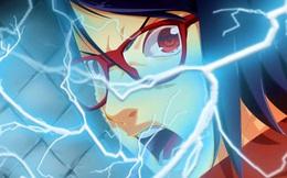 Boruto: Bật chế độ 3 tomoe trong manga thế nhưng lặn mất tăm trong anime, Sharingan của Sarada Uchiha sẽ như thế nào?