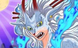 Spoil nhanh One Piece 1020: Yamato ăn trái ác quỷ Zoan Thần Thoại loại Thần Sói