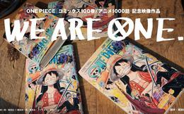 """One Piece công bố dự án phim ngắn đặc biệt """"WE ARE ONE"""" nhân dịp kỷ niệm 24 năm phát hành"""
