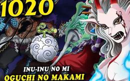 One Piece: Dự đoán những năng lực đến từ trái ác quỷ huyền thoại Sói Thần của con gái Kaido
