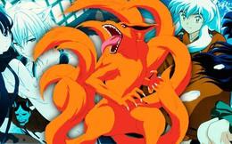 Top 5 anime Kitsune tuyệt vời dành cho fan, kinh điển nhất là cảnh Cửu Vĩ phong ấn trong Naruto