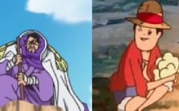 """11 khoảnh khắc hài hước khi anime One Piece bất ngờ bị tạm dừng, mặt các nhân vật đơ như """"tượng sáp"""""""