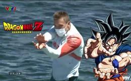 Khán giả phấn khích khi hình ảnh các vận động viên cosplay nhân vật anime xuất hiện trên VTV