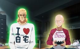 """One Punch Man: """"Thánh Phồng"""" Saitama suýt chút nữa đã rất cô độc vì quá mạnh nếu không có người này?"""