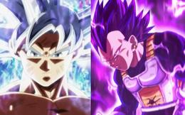 Dragon Ball Super: So sánh Ultra Instinct của Goku và Ultra Ego của Vegeta, kỹ thuật nào mạnh hơn?