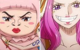 """Sự khác biệt giữa năng lực """"lão hóa"""" của Shinobu và Bonney trong One Piece"""