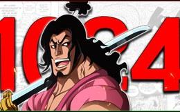 Spoil nhanh One Piece chap 1024: Hồi tưởng của Yamato về 3 samurai huyền thoại của Wano