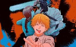 Siêu phẩm manga Chainsaw Man sẽ có Light Novel, hẹn độc giả hâm mộ vào tháng 11 năm nay