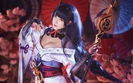 Đã mắt với loạt ảnh cosplay Raiden Shogun đẹp hơn cả bản gốc trong Genshin Impact