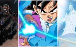 """One Piece: Top 10 trái ác quỷ có thể """"vô hiệu hóa"""" đòn đánh Kamehameha trong Dragon Ball (P.1)"""