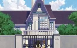 Điểm nhanh những ngôi nhà sang, xịn, mịn của các nhân vật trong Thám Tử Lừng Danh Conan