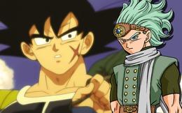 """Dragon Ball Super: V-jump đính chính việc """"Granola là con rơi của cha Goku"""" chỉ là tin đồn thất thiệt"""