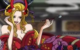 Những thông tin thú vị trong SBS One Piece tập 100: Hình dạng đặc biệt của Black Maria khi biến hình là do chơi thuốc