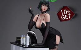 Bạn sẽ bỏ ra gần 20 triệu đồng để sở hữu bộ figure Fubuki cực kỳ quyến rũ trong One Punch Man chứ?