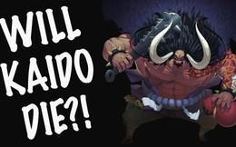 """One Piece: Giả thuyết về số phận được """"dự báo trước"""" của Kaido, cái chết là khó tránh khỏi"""