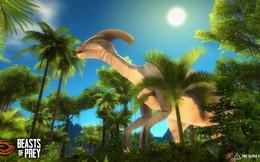 Đánh giá Beasts of Prey - Game online săn khủng long thú vị
