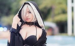 Bỏng mắt với cosplay NieR: Automata cực gợi cảm và quyến rũ