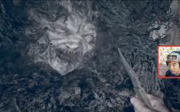 Kinh ngạc với game thủ phá đảo Resident Evil 7 mà từ đầu đến cuối chỉ cầm dao