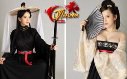 """JX1 Huyền Thoại Võ Lâm khiến game thủ """"tròn mắt"""" với màn cosplay xinh không tỳ vết của """"Thánh Nữ"""" Trang Phi"""
