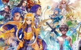 """Top anime mùa thu 2019: Sword Art Online """"đánh bại"""" Fate/Grand Order để giành lại ngôi vương"""
