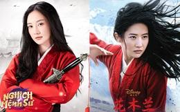 """""""Lưu Diệc Phi xinh nhưng Jun Vũ ăn chặt"""": Cuộc bình chọn giữa 2 phiên bản Mulan và cái kết bất ngờ!"""