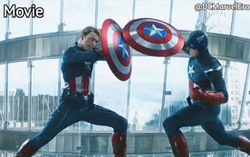 Avengers: Endgame và những khoảnh khắc đáng nhớ từ truyện tranh bước lên màn ảnh nhỏ