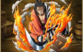 One Piece: Hỏa Hồ Kinemon, gia thần của Oden với trí tuệ siêu phàm vừa làm Kaido
