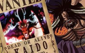 One Piece: Sức mạnh lớn nhất của Kaido chính là khả năng hồi phục, biệt danh