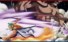 One Piece: Năm của Zoro đến rồi,