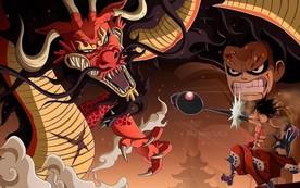 One Piece: Phải chăng đã đến lúc Cửu Hồng Bao