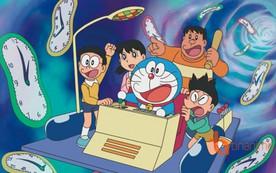 Cỗ máy thời gian và 5 món bảo bối thần kỳ của Doraemon đã từng xuất hiện trong các phim nổi tiếng Hollywood