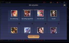 Liên Quân Mobile: Chỉ còn 1 ngày để game thủ trúng Rương 8 skin bậc S, SS tự chọn