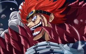 One Piece: Đô đốc hải quân và 5 nhân vật