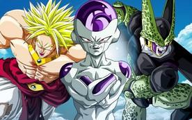 Dragon Ball: Dù là tuyến nhân vật phản diện nhưng 5 người này vẫn được rất nhiều fan yêu thích