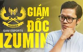 Giám đốc vận hành Izumin của GAM Esports lên tiếng phản hồi Tinikun: Hãy hành xử như những người đàn ông