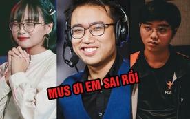 BLV Hoàng Luân lên tiếng bảo vệ MC Minh Nghi sau sự cố phỏng vấn - 'Mus ơi em sai rồi'