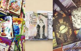 9 bộ truyện đánh dấu tiềm năng phát triển của truyện tranh Việt Nam những năm gần đây